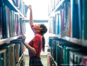 Dosti West County Amenities - Library